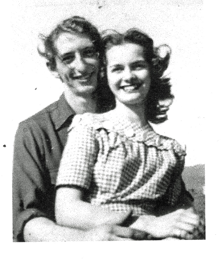 Millie & Bob Sebastapol early '50's