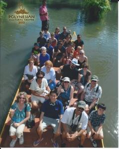 Family Boat ride @ PCC