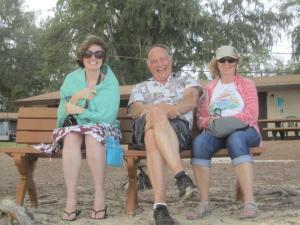 Sue, Jack & Patty