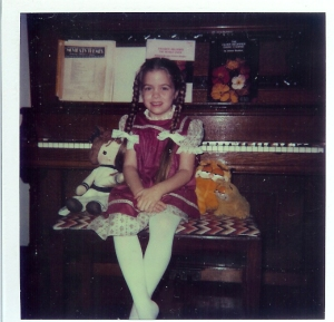 Susan's piano