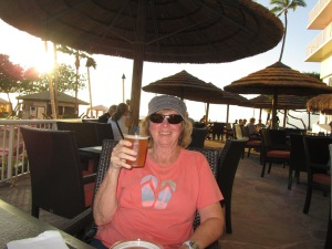 Happy Hour @ Ka'anapali Beach Resort -2