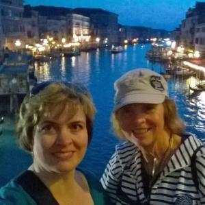 Venice selfie 4