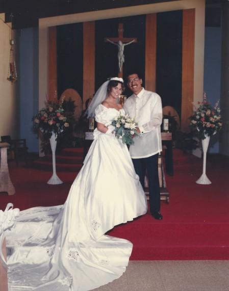 Traci's Wedding